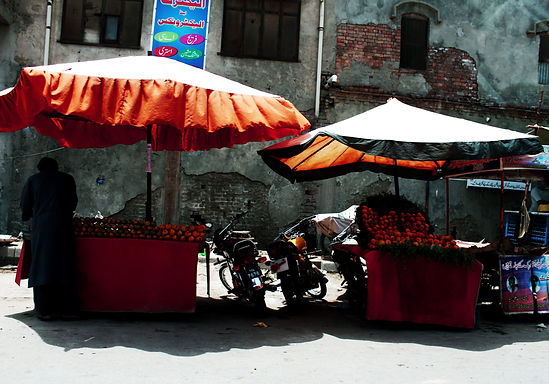 My Eccentric Getaway: The Simple Joys of Pakistani Village Life