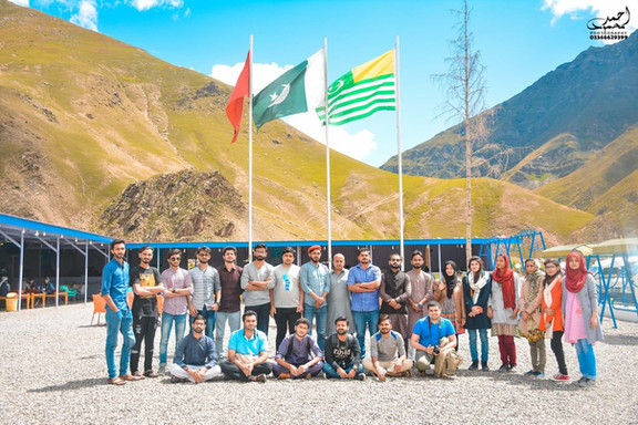 Gilgit-Baltistan Youth Inspired at Karakoram National Youth Conference