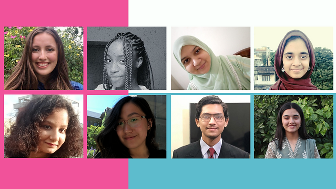 Introducing our Writing Internship Class of 2020/2021