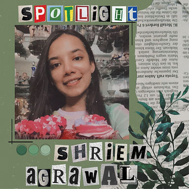 Spotlight: Meet Shriem Agarwal 🎉