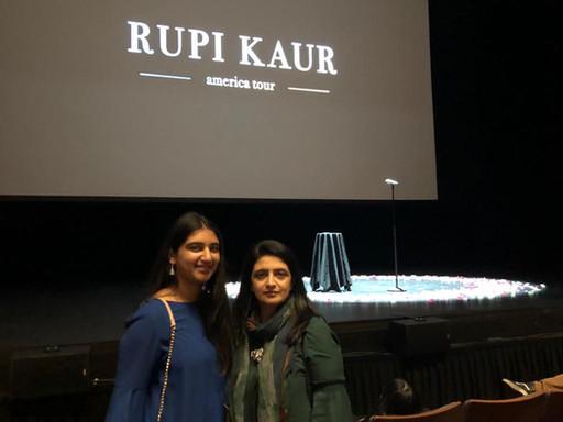 Seeing Rupi Kaur Live Was Surreal