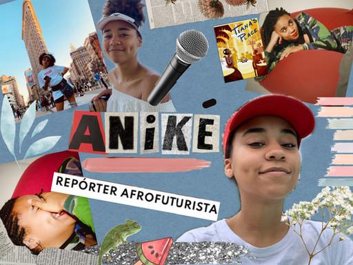 AFROFUTURISTIC REPORTER