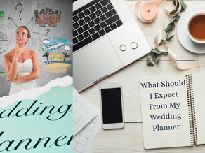 What Should I Expect From My Wedding Planner?