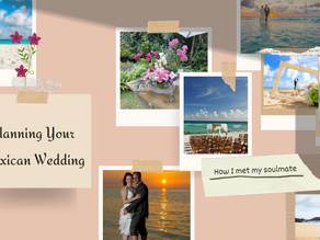 Planning Your Mexican Wedding