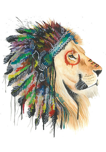 Native Lion
