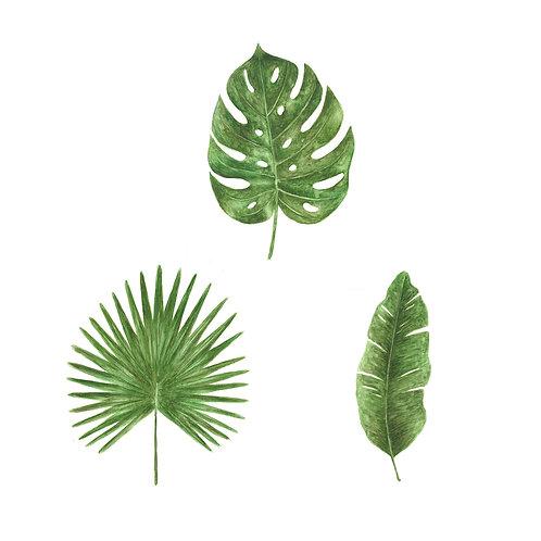 Leaves Mini Print Bundle