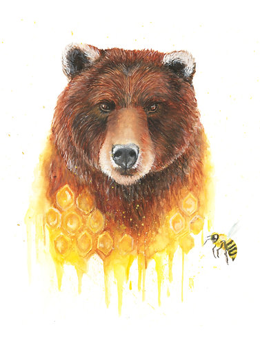 Honeybear - Original