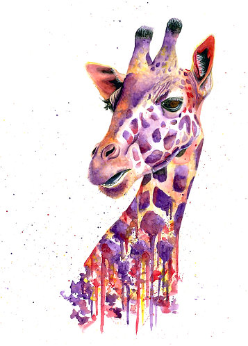 Giraffe - Limited Edition