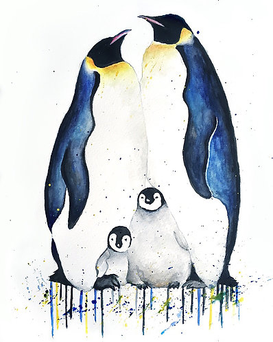 Penguins - Original
