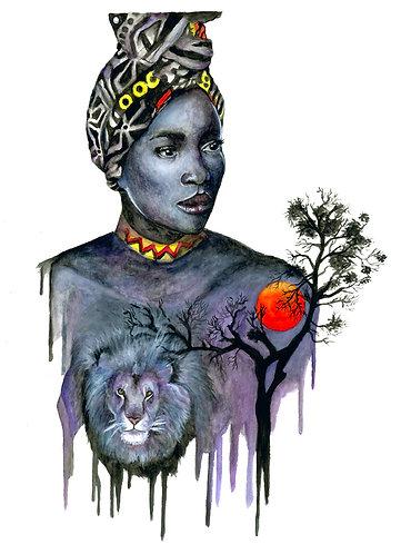 Africa Africa! - Original