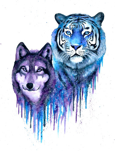 Spirit Animals - Original