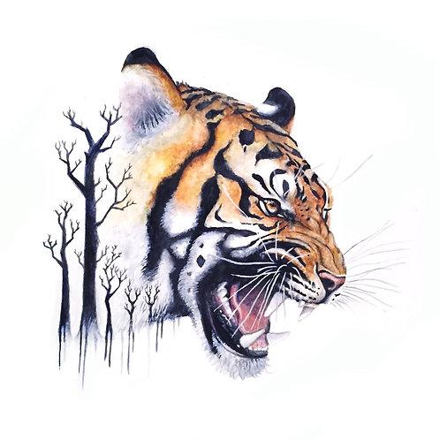 Tiger's Wood - Original