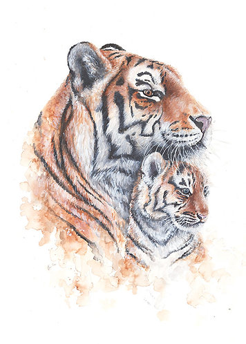 Tigers - Original