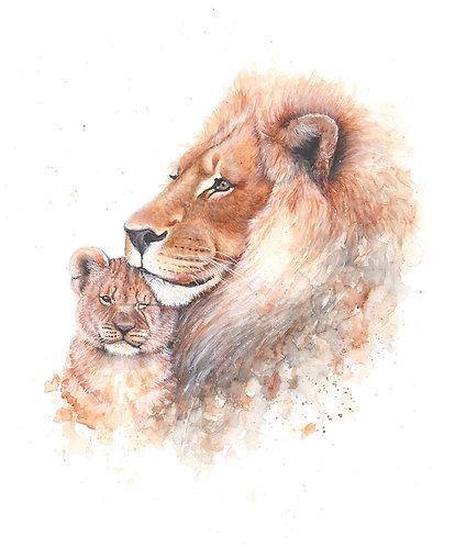 Lions - Original