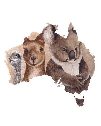 Australia - Original
