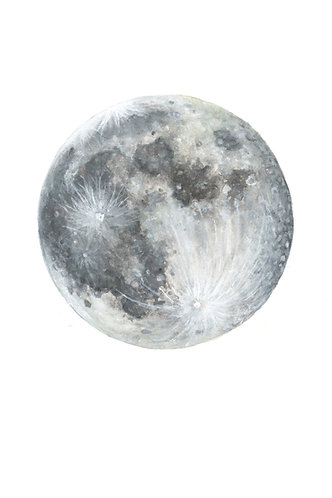 Moon - Original