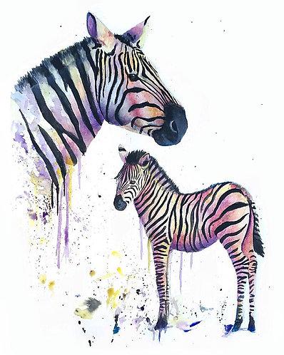 Zebras - Original
