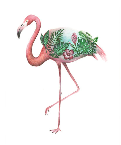 Flamingo - Original