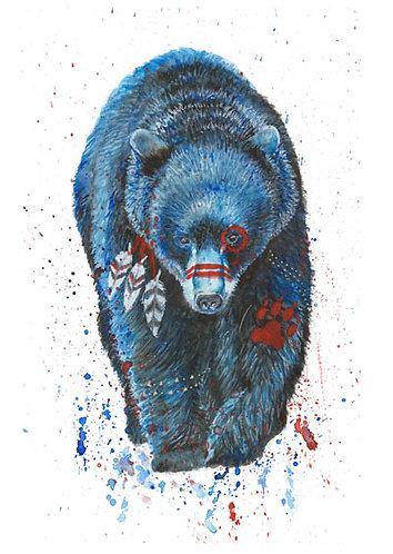 Native Bear - Original
