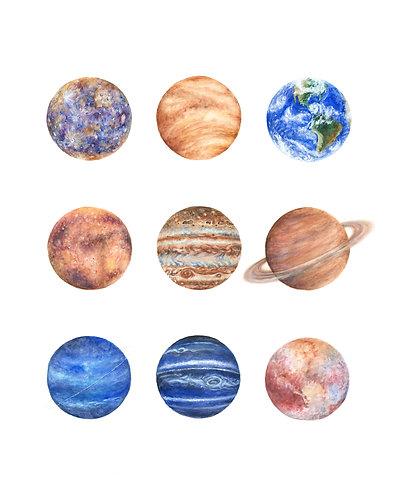 Planets - Original