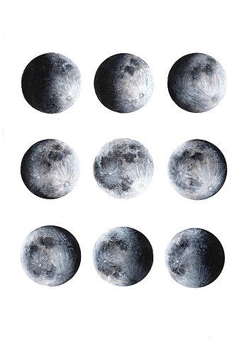 Moon Phases - Original