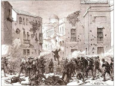 L'assalt carlí del 3 de febrer de 1874. Els fets segons testimonis de l'època.