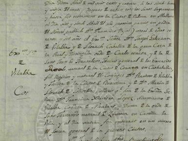 Aportacions al coneixement de la biografia del baró de Solivella Galceran de Vilalba i Llorac