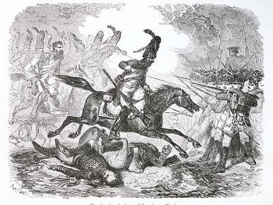 Un episodi de saqueig de Montblanc per les tropes franceses aprofitat pels oficials per escarmentar