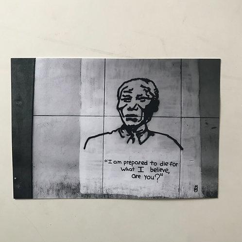 Nelson Mandela - Atlanta, GA