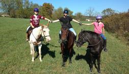 Pony Club Friendship