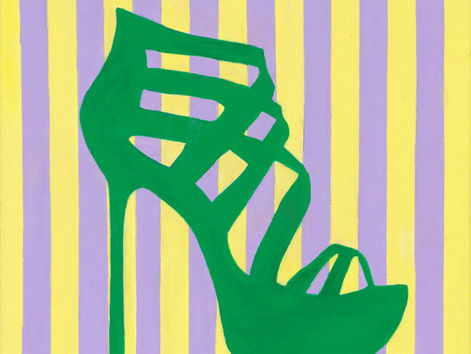 The Green Shoe