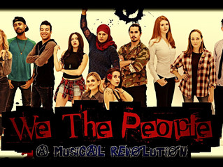 We the People, A Musical Revolution!