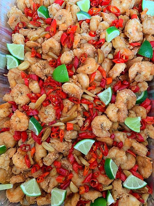 Salt and Pepper Shrimp