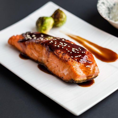 Teriyaki Salmon