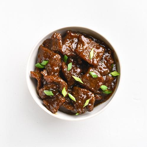 Mongolian Beef and Brocolli