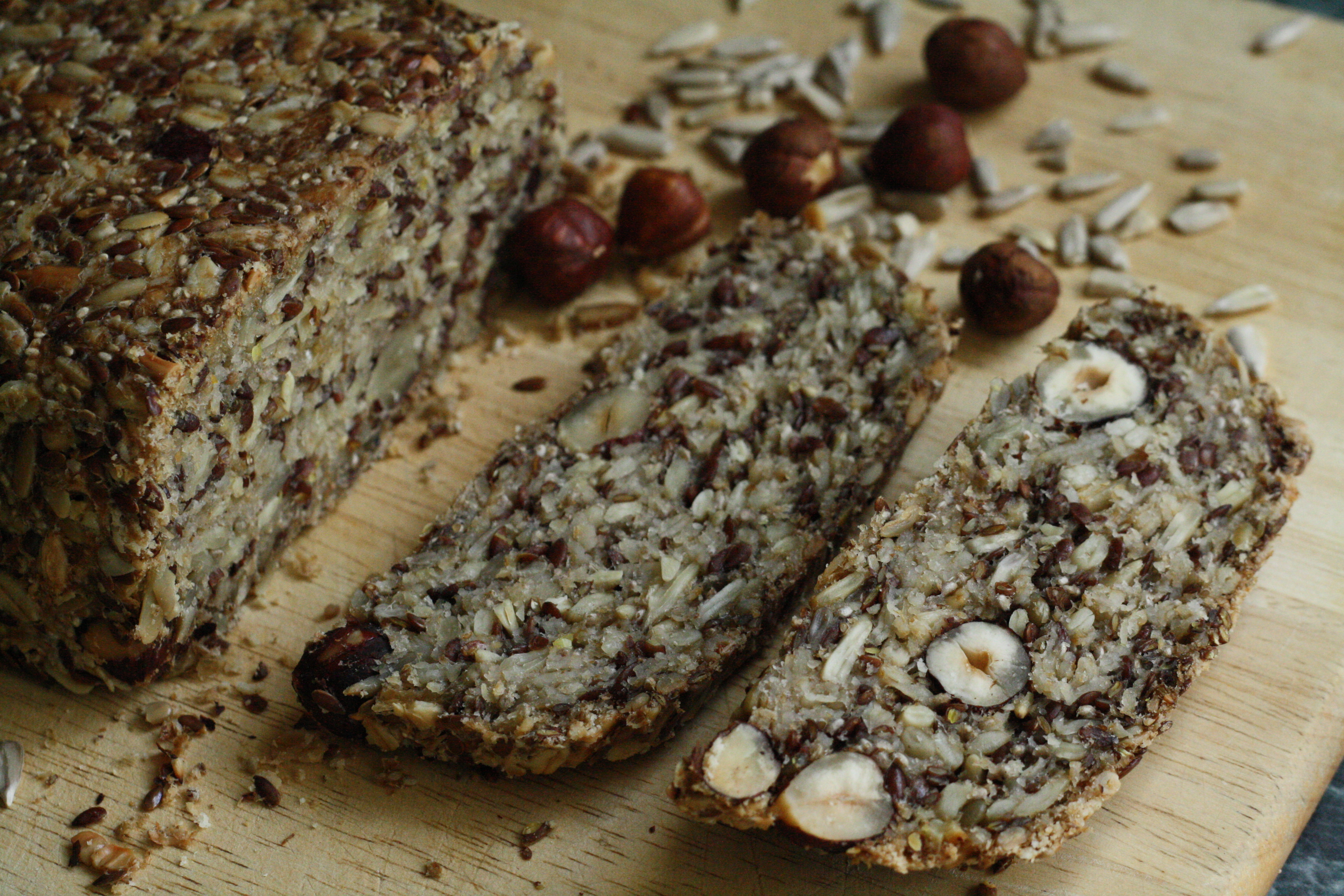 The Ultimate Seed and Nut Bread
