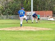 J.Ballard Pitching