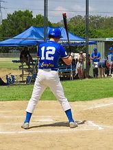 C.Jeisman Left Batting 2
