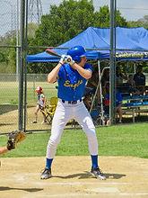 C.Ward Batting 2