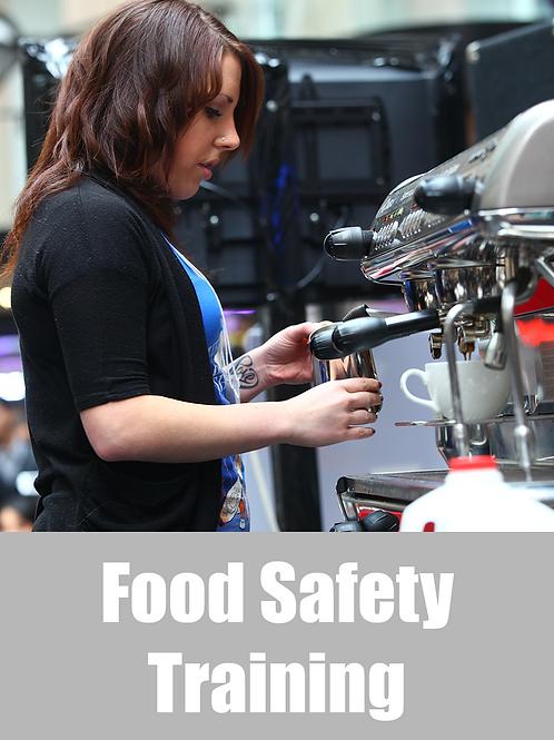Food Safety Supervisor - NSW Online