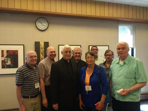 Indigenous Ministry Meeting in Regina