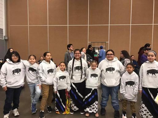 Sapa Un Participates in the Lakota Nation Invitational