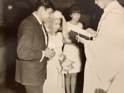 Happy 53rd Anniversary to Deacon Ben Jr. and Arlene Black Bear