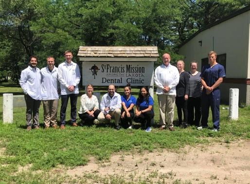 SFM Welcomes Creighton Dental Students