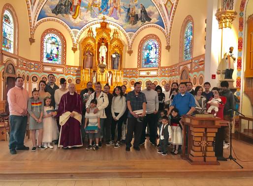 St. Charles Baptisms
