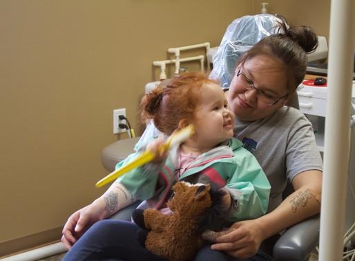 SFM Dental Pediatric Clinic serves 150 children in 4 DAYS!