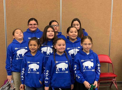 Sapa Un participates in Lakota Nation Invitational