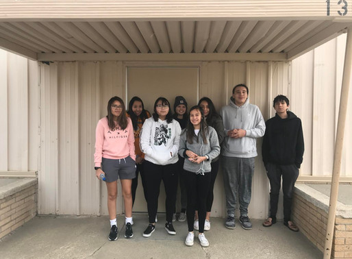 Youth Group travels to National Catholic Youth Conference