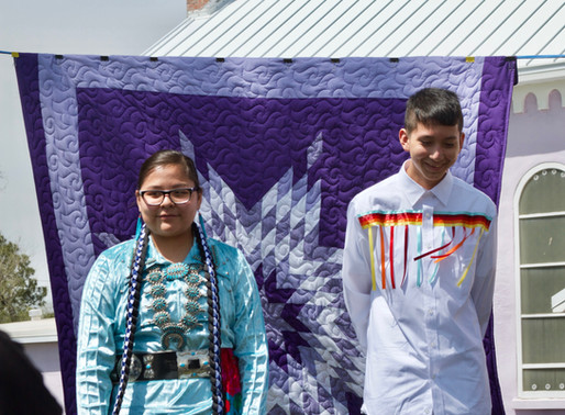 Sapa Un has first 8th grade graduation