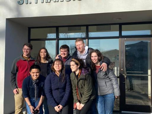 Creighton Medical Students visit SFM